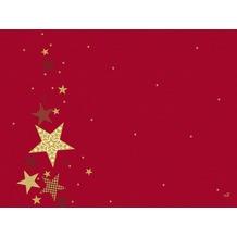 Duni Tischsets Motiv Walk of Fame Red 30 x 40 cm 250 Stück