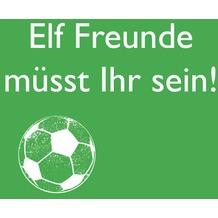 Duni Fußball Servietten 33 x 33 cm Elf Freunde, 20 Stück
