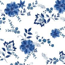 Duni Tissue Servietten 33 x 33 cm Laura, 20 Stück