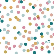 Duni Tissue Servietten Dream Dots 24 x 24 cm 20 Stück