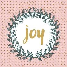 Duni Tissue Servietten Sweet Joy 33 x 33 cm 20 Stück