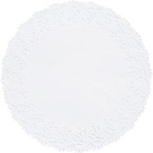 Duni Torten-Spitzen rund weiß, ø 25 cm, 250 Stück