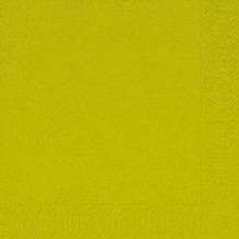 Duni Zelltuch-Servietten 33 x 33 cm 1 lagig 1/ 4 Falz kiwi, 500 Stück