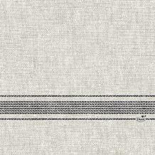 Duni Zelltuchservietten Cocina black 33 x 33 cm 1/ 4 Falz 50 Stück