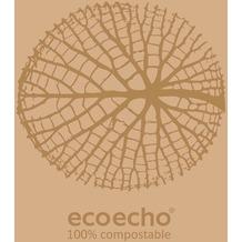 Duni Zelltuchservietten Organic 40 x 40 cm 1/ 8 Buchfalz 300 Stück