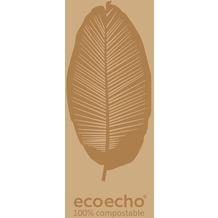 Duni Zelltuchservietten Organic 40 x 40 cm 1/ 8 Kopffalz 250 Stück