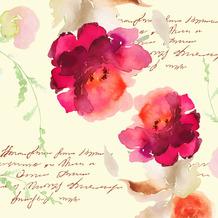 Paper+Design Servietten Tissue Poem 33 x 33 cm 20er