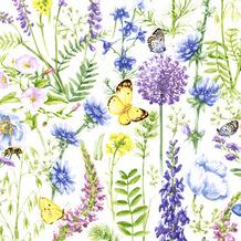 Paper+Design Servietten Tissue Springtime 33 x 33 cm 20er