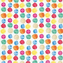 Paper+Design Servietten Tissue Spotted 33 x 33 cm 20er