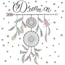Paper+Design Tissue Servietten Dream on 33 x 33 cm 20 Stück
