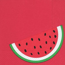 Paper+Design Tissue Servietten Melon 33 x 33 cm 20 Stück