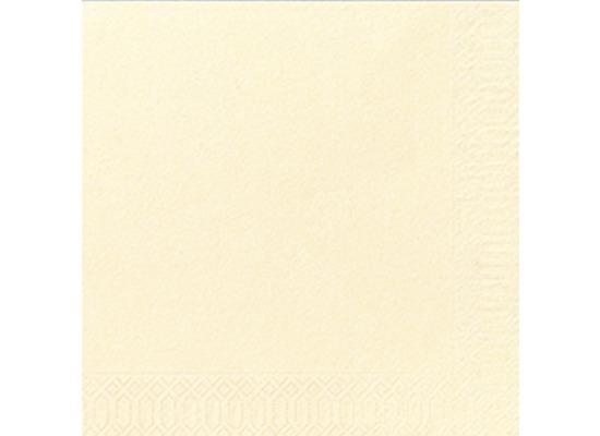 duni servietten 3lagig tissue uni champagne 33 x 33 cm 50 st ck bei kaufen. Black Bedroom Furniture Sets. Home Design Ideas