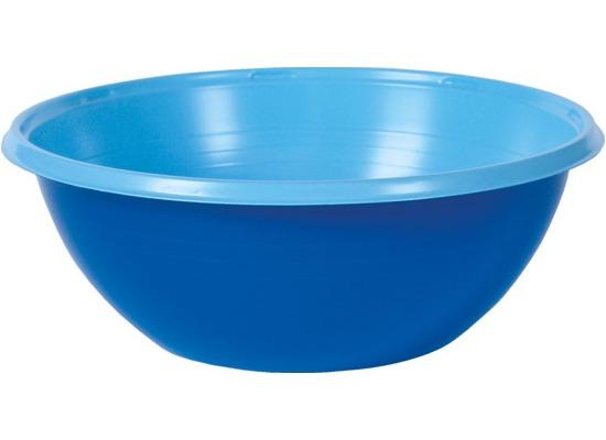 duni plastikschalen colorix blau 38 cl 10 st ck einweggeschirr einwegteller schale bei. Black Bedroom Furniture Sets. Home Design Ideas