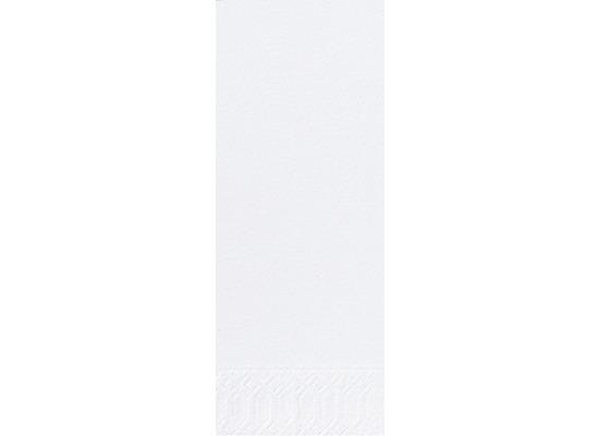Duni Servietten 3lagig Tissue Uni weiß, 36 x 36 cm, 250 Stück