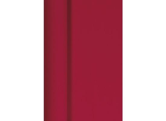 Duni Tischdeckenrolle aus Dunicel Uni bordeaux, 125 cm x 10m