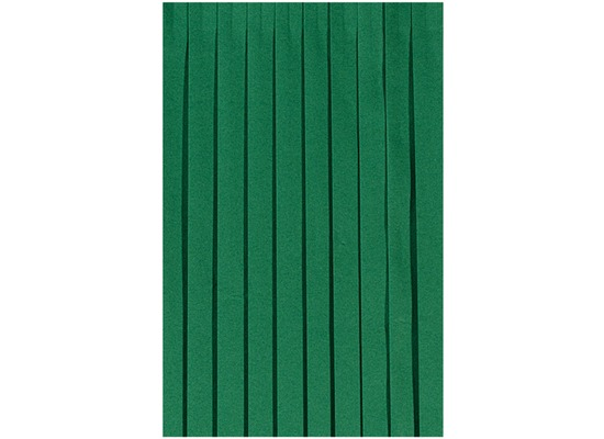 Duni Table-Skirtings Uni dunkelgrün 4m x 72cm Dunicel