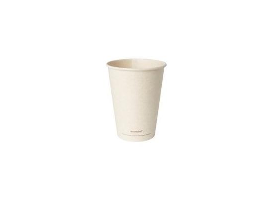 Duni Bagasse/Pappe/PLA Bio Becher Bio Sweet Cups 35 cl 10 Stück
