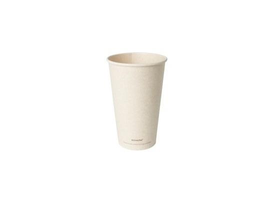 Duni Bagasse/Pappe/PLA Bio Becher Bio Sweet Cups 47 cl 10 Stück