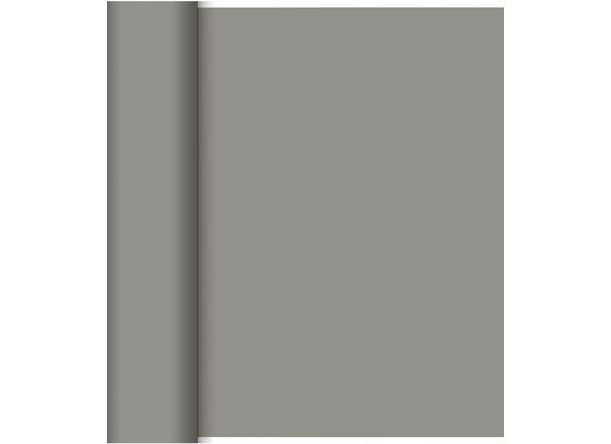 Duni Dunicel-Tischläufer Tête-à-Tête granite grey 24 x 0,4 m 20 Abschnitte je 1,20 m lang, 40cm breit, perforiert 1 Stück