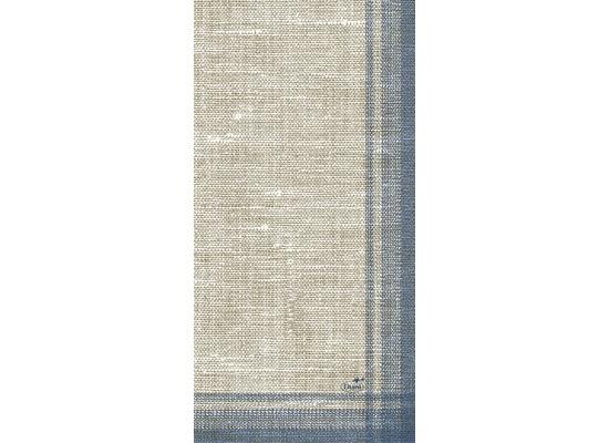 Duni Dunisoft-Servietten, Motiv Linus blue 40x20 cm 1/8 Buchfalz 120 St.