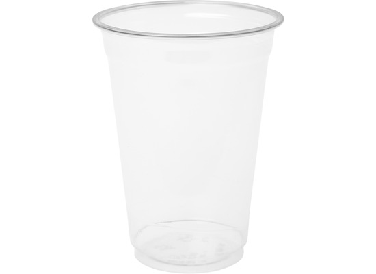Duni Gläser rPET Bio Glas 25 cl 12 Stück