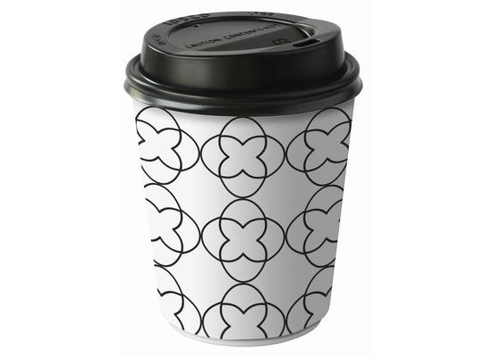 Duni Kaffeebecher Sati White 24 cl 8 Stück