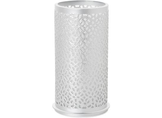 duni kerzenhalter aus metall f r maxi teelichte oder led bliss silber 140x75mm kerzen. Black Bedroom Furniture Sets. Home Design Ideas