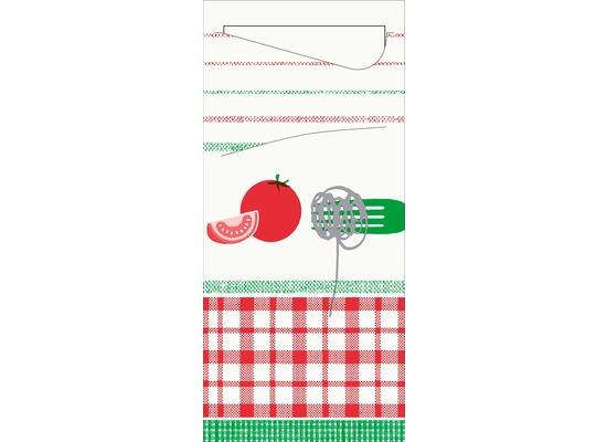 Duni Serviettentaschen Sacchetto® Tissue Alberto 190 x 84 mm 100 Stück