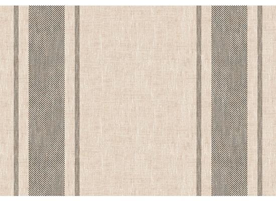 Duni Towel Napkin Malia black 38 x 54 cm flat-pack 50 Stück