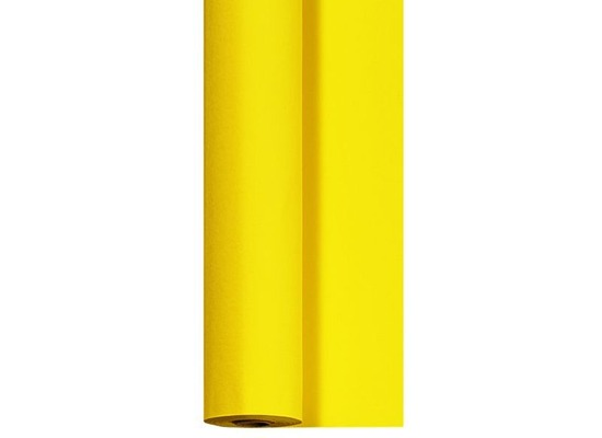 Duni Dunicel Tischdeckenrolle Joy gelb 1,18 x 40 m
