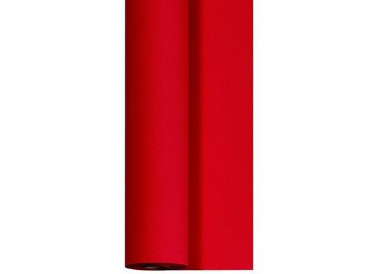 Duni Dunicel Tischdeckenrolle Joy rot 1,18 x 25 m