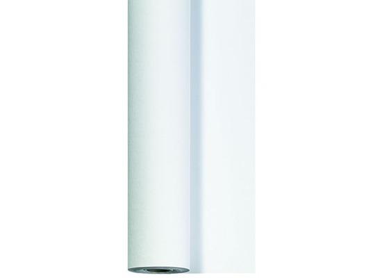 Duni Dunicel Tischdeckenrolle Joy weiß 1,18 x 25 m