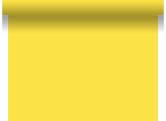 Duni Dunicel® Tischläufer 3 in 1 gelb 0,4 x 4,80 m 1 Stück