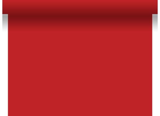 Duni Dunicel® Tischläufer 3 in 1 rot 0,4 x 4,80 m 1 Stück