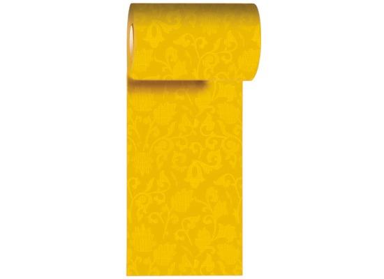 Duni Dunicel® Tischläufer gelb 0,15 x 10 m 1 Stück