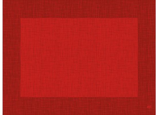 Duni Dunicel® Tischset Linnea Bordeaux 30 x 40 cm 10 Stück