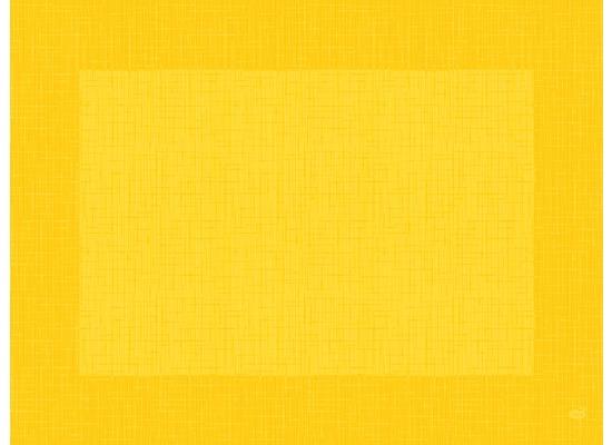 Duni Dunicel® Tischset Linnea Yellow 30 x 40 cm 10 Stück