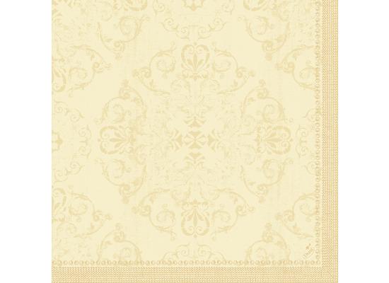Duni Dunilin-Servietten Opulent cream 40 x 40 cm 45 Stück