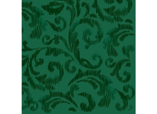 Duni Dunilin-Servietten Saphira Dark Green 40 x 40 cm 45 Stück