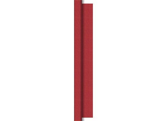 Duni Dunisilk-Tischdeckenrollen Linnea bordeaux 1,18 m x 25 m 1 Stück