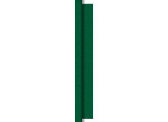 Duni Dunisilk-Tischdeckenrollen Linnea jägergrün 1,18 m x 25 m 1 Stück