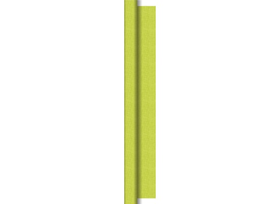 Duni Dunisilk-Tischdeckenrollen Linnea kiwi 1,18 m x 25 m 1 Stück