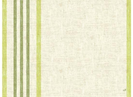 Duni Papier-Tischsets Raya kiwi 30 x 40 cm 250 Stück