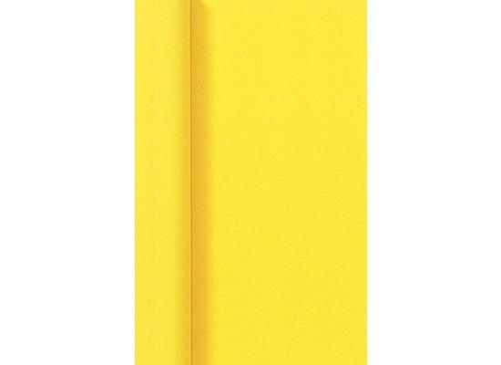 Duni Papier Tischdeckenrolle gelb 1,18 x 8 m