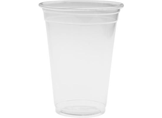 Duni Plastik Gläser Bio Glas 39 cl 10 Stück