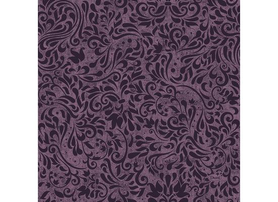 Duni Servietten Tissue Zinnia Plum 33 x 33 cm 20 Stück