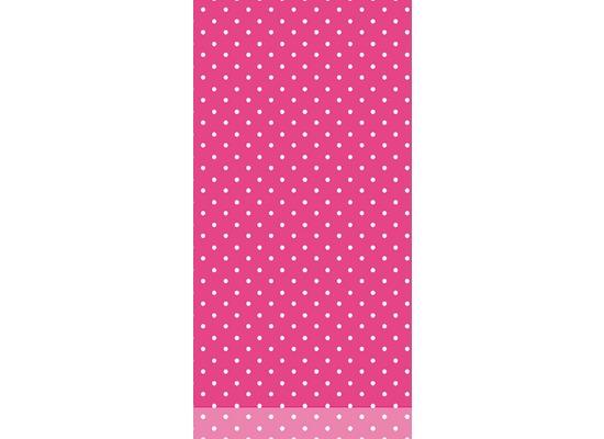 Duni Tissue Servietten 33 x 33 cm 1/8 Falz Brook Pink, 12 Stück
