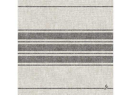 Duni Zelltuchservietten Cocina black 40 x 40 cm 1/4 Falz 250 Stück