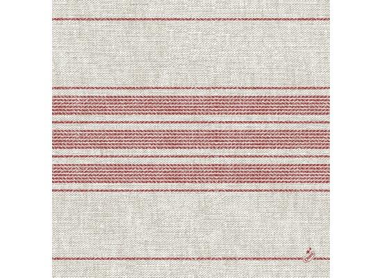 Duni Zelltuchservietten Cocina bordeaux 40 x 40 cm 1/4 Falz 250 Stück