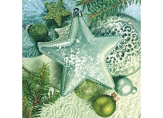 Paper+Design Tissue Servietten Green styling 33 x 33 cm 20 Stück